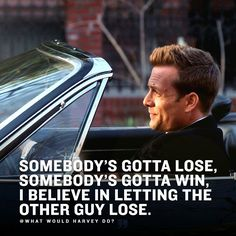 Im very humble that way.  #whatwouldharveydo #work #notlucky #winner #win #hustle #harveyspecter #gabrielmacht #wwhd