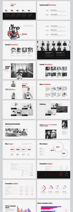 Modern Presentation Templates for PowerPoint, Keynote, Infographics and Digital Marketing. Ppt Template Design, Free Ppt Template, Template Brochure, Brochure Design, Flyer Template, Free Portfolio Template, Font Design, Web Design, Slide Design