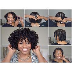 📷by: @sumetrareed #Hair2mesmerize #naturalhair #healthyhair #naturalhairstyles #blackhairstyles #transitioning
