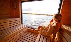 Znalezione obrazy dla zapytania sauna yacht Wellness, Spa, Windows, Luxury, Ramen, Window