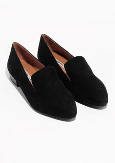 & Other Stories | Suede Slippers