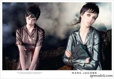 Edie Campbell & Lily McMenamy for Marc Jacobs Fall/Winter 2013.14 Campaign - http://qpmodels.com/european-models/lily-mcmenamy/1866-edie-campbell-lily-mcmenamy-for-marc-jacobs-fall-winter-201314-campaign.html