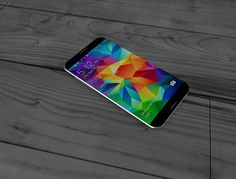 Samsung Galaxy S6 Concept Shows Sleek New Design with Razor-Thin Bezels