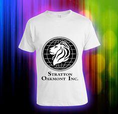 Stratton Oakmont Custom T-shirt, print screen T-shirt, Awesome T-shirt for Men, Size s --> 5xl
