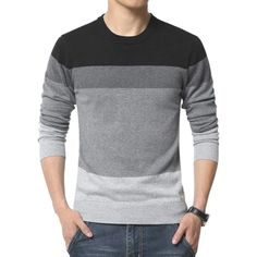 Mens Sweater Price $44.31 AUD Click the link in my bio ---> @soulkreedclothing and grab yours today while stocks last. Sign up to our newsletter and get 15% off all purchases! Collar: O-Neck Thickness: Standard Style: Casual Item Type: Pullovers Wool: Thin Wool Hooded: No Sleeve Style: Regular Material: Polyester,Cotton Sleeve Length: Full Closure Type: Covered Button Pattern Type: Striped Decoration: None Technics: Computer Knitted Basic Style: Urban Fashion Size:..