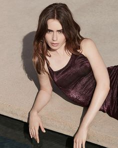 Ive never shied away from being vocal. One of Hollywoods hottest rising stars and an ambassador for @lancomeofficial @lilyjcollins is unapologetic about tackling taboos. Read her interview with @evebarlow in this weeks Grazia - on sale now! Photographer: @maxpapendieck. Beauty director: @roseharrietbeer. via GRAZIA UK MAGAZINE official Instagram - #Beauty and #Fashion Inspiration - Beautiful #Dresses and #Shoes - Celebrities and Pop Culture - Latest Sales and Style News - Designer Handbags…