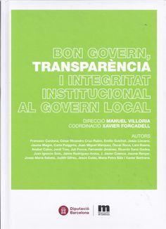 http://cataleg.ub.edu/record=b2156120~S1*cat #Ètica #Política #Administració