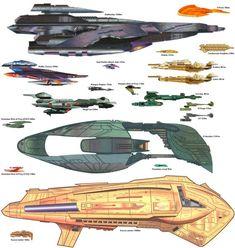Ships - The Star Trek Universe