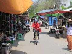 Travel to Myanmar and take part in the cycle tour More Fun, Fun Facts, Travel Destinations, Street View, Tours, Adventure, Destinations, Funny Facts, Adventure Game