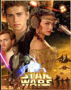 1252 Best Star Wars Ii Attack Of The Clones Images In 2019 Star
