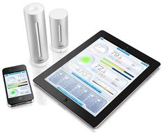 Personal Weather Station for iPhone & iPad