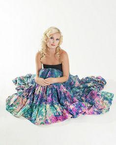 tye dyed amazing 25 yards of fabric boho gypsy skirt, new~fabulous tribal bellydance