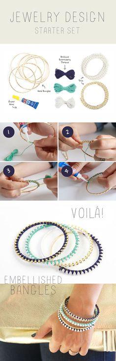 DIY 2016/2017  DIY Bracelets