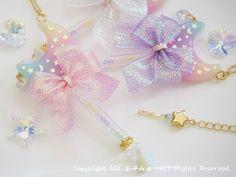 夏のブルーの魔法♡ *cocotte 新作*by までみゅ~|★までみゅ~★ 総合ハンドメイドshopのblog♪