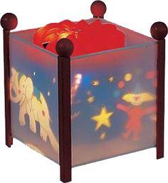 Circus Magic Lantern by Trousselier