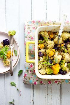 cauliflower gratin mmmmmm