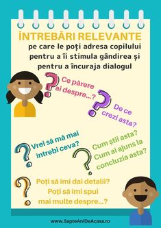 #Parenting #citate #educație #copii #dialog Little Einsteins, Emotional Intelligence, Writing Skills, Raising Kids, Kids Education, Teacher Resources, Kids And Parenting, Activities For Kids, Psychology