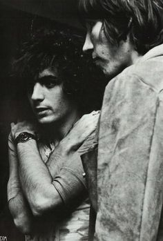 Syd Barrett and Roger Waters. Join the Laughing Madcaps - Syd Barrett Facebook Group to see and discuss anything/everything Syd and early Pink Floyd. This is THE oldest Syd Barrett group in the Internet having been around since 1998. Facebook is our latest home. This group put out the definitive CD set of unreleased Syd: Have You Got It Yet? We have the world's largest Archive of images too! Click: https://www.facebook.com/groups/laughingmadcaps