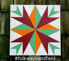 Check out this item in my Etsy shop https://www.etsy.com/listing/155257529/amish-autumn-2-x-2-barn-quilt-square
