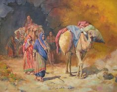 Camel, Paintings, Sign, Beautiful, Google, Art, Fashion, Art Background, Moda