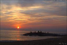 동해의 일출 (Sun rise of the East Sea) by Bang, Chulrin /Architect Group CAAN