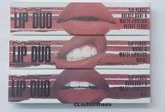 Loubs in the Six :  MAC lip duo review Hello my beauty queens and kin...