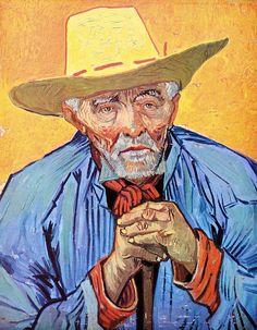 Van Gogh - Provençal Peasant
