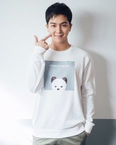 WINNER Mino - NII KOREA: HappiNIIS Campaign