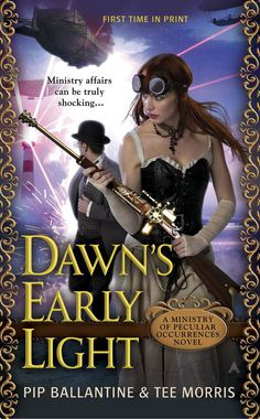 philippa ballantine | Five Questions with Steampunk Authors Pip Ballantine and Tee Morris