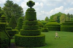 """Located 30 miles from Philadelphia, Longwood Gardens was deemed by Geoffrey Jellicoe, founding president of the International Federation of Landscape Architects, to be """"one of the truly outstanding American estates."""""""