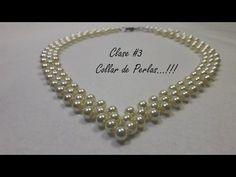 Collar de Perlas...!!!(Clase #3) - YouTube