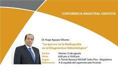 Conferencia - Agosto en magdalena - CDI