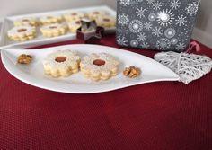 Glutén, tej és tojásmentes linzer   Gluténmentes Íz-lik receptje - Cookpad receptek Tej, Gluten, Vegan, Cookies, Desserts, Crack Crackers, Tailgate Desserts, Biscuits, Cookie Recipes