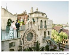 A beautiful wedding at the historic Mission Inn in Riverside California. I love the architecture of this building it make a beautiful backdrop for weddings.