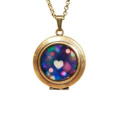 Accidental Locket Necklace, $34, now featured on Fab.
