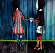 Discover the value of your art. Our database has art auction market prices for Charles Blackman, Australia and other Australian and New Zealand artists covering the last 40 years sales. Australian Painters, Australian Artists, Arthur Boyd, Henry Thomas, Double Image, Fine Art Auctions, Modern Artists, Sculpture, The Dreamers