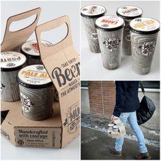 craft beer packaging - Google Search
