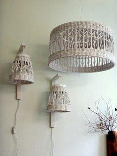 Новости Wicker Pendant Light, Rattan, Lighting, Home Decor, Wicker, Paper Envelopes, Decoration Home, Room Decor, Lights