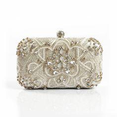d656a08a38 25.15 51% de réduction|Luxe femmes sacs de soirée mode perle perlée diamant  femmes soirée pochette de mariée mariage sac à main sac à bandoulière sac  chaîne ...