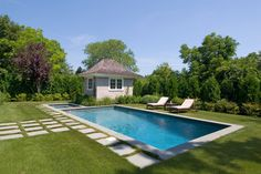 English Country - traditional - Pool - Other Metro - Barry Block Landscape Design & Contracting, Inc.