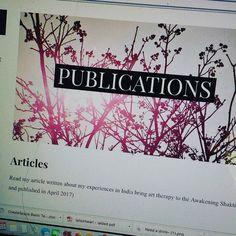 Article Writing, Yoga Retreat, Art Therapy, Awakening, Creativity, Bring It On, India, Reading, Check
