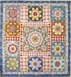 Edy's Quilt: Galaxy of Stars