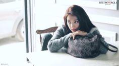 Park Shin Hye | BRUNO MAGLI F/W 2015 Film Making