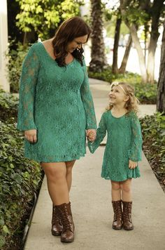 Mommy and me dresses from Be Inspired Boutique #inspiredbyyou