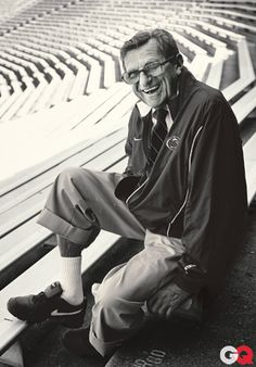 When he decided to forego a career in law and and make coaching his vocation, his father Angelo had but one command: Make an impact. penn-state-forever-one-team-one-pride-one-mission- Ncaa College Football, State College, Alma Mater, Joe Paterno, Pennsylvania State University, Lion Pride, Nittany Lion, Thing 1, Gq