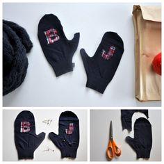 pulcsi_kesztyu Gloves, Sweaters, Diy, Fashion, Moda, Bricolage, Fashion Styles, Sweater, Do It Yourself