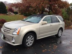 This is of a photo Cadillac SRX Crossover car!