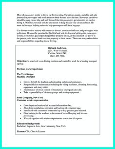 awesome simple but serious mistake in making cdl driver resume check more at http