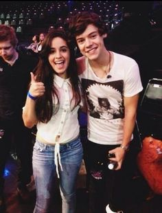 A little while ago. Haha :) If your a fan of fifth harmony follow camila :)x