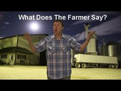 """What Does the Farmer Say?"" is a pretty excellent parody of that fox song--WHO SAYS WE DON'T HAVE A SENCE OF HUMOR?..."